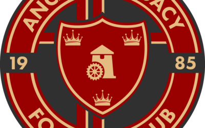 Ancaster Legacy Football Club revealed as new club branding